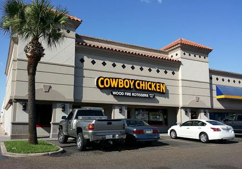 Cowboy Chicken Now Open in McAllen, Texas