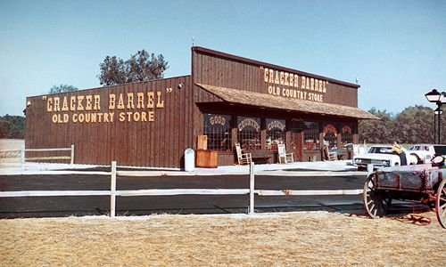 Cracker Barrel Old Country Store Celebrates 45th Anniversary