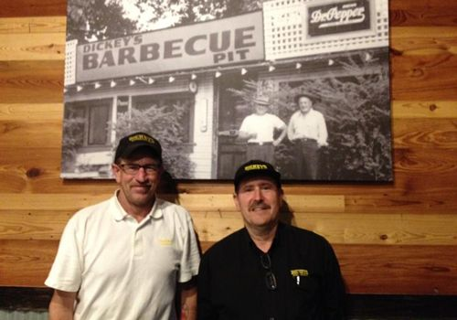 Texas-Style Barbecue Arrives at Travis Air Force Base with New Dickey's Barbecue Pit