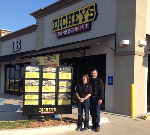 Entrepreneur Brings Barbecue to Hometown with New Dickey's Barbecue Pit