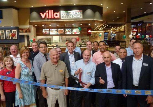 Food Hall by Villa at Arizona Mills Donates $1,500 to Treasures 4 Teachers