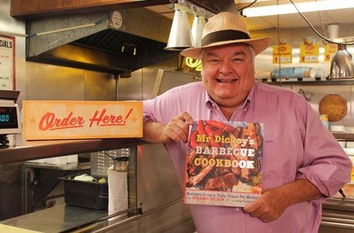 From Boots to Barbecue: Man Opens Dickey's Barbecue Pit in Las Vegas
