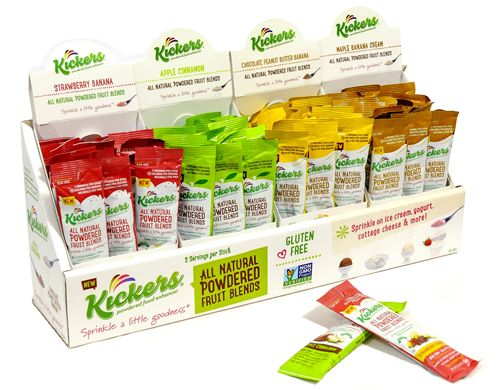 Waldman Naturals Launches Kickers Powdered Food Enhancer