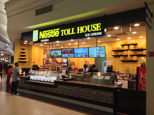 Nestlé Toll House Café by Chip Pairs Suburban Shopping With Sweet Treats and Smiles at Town East Mall