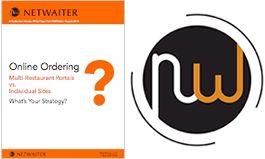 NetWaiter Releases White Paper on Strategy for Restaurant Online Ordering
