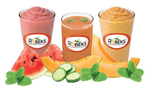 Robeks Fresh Juices and Smoothies Franchise Lands on Nation's Restaurant News 'Next 20' List