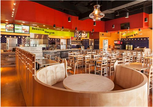 Salsarita's Fresh Cantina Opens Indian Land, SC Location Featuring New Prototype