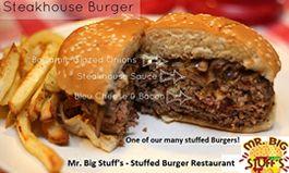 San Antonio Set to Receive First-Ever Stuffed Burger Restaurant
