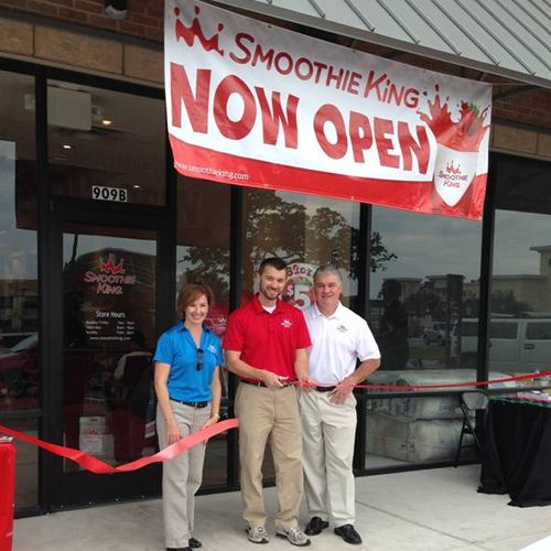 Smoothie King Opens 700th New Store & Eyes Future Growth in Texas