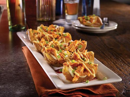 C'mon Get Appy: TGI Fridays Makes Endless Appetizers Even Better