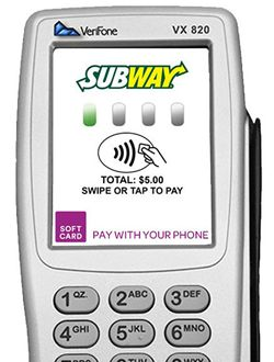 The SUBWAY Restaurant Chain Selects Softcard as Key Strategic Partner for Mobile Payments