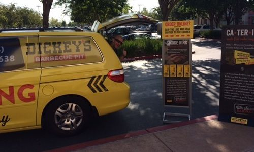 Californian Expands Barbecue Business with New Dickey's Barbecue Pit in West Sacramento