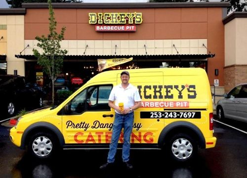 Couple Expands Dickey's Barbecue Pit in Washington with New Location in Covington