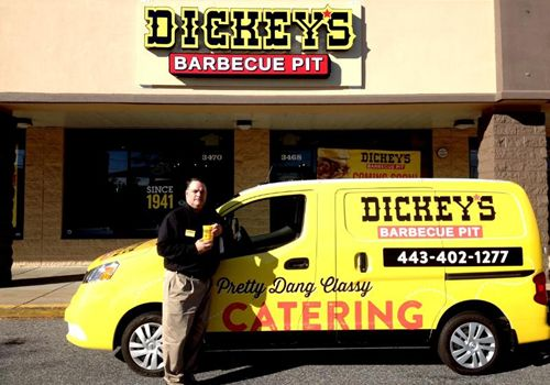 Longtime Teacher & Administrator Opens Dickey's Barbecue Pit in Abingdon