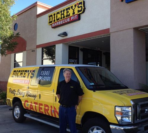 Orthodontist Cooks-Up Texas Style Barbecue in Yuba City with New Dickey's Barbecue Pit