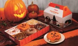 Dunkin' Donuts Scares Up A Seasonal Favorite: Boston Scream Donut Returns For Halloween
