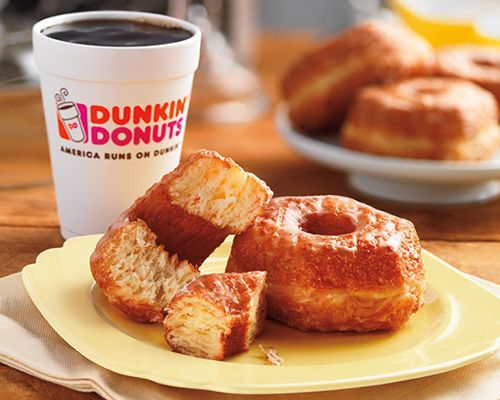 Dunkin' Donuts To Introduce Croissant Donuts Nationwide