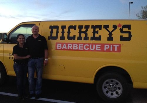 ER Nurse Opens Dickey's Barbecue Pit to Hometown of Hobbs