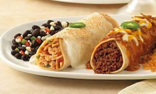 Enchiladas are Now Endless At On The Border