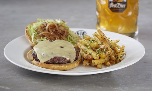 Last Chance To Celebrate FestBier At Gordon Biersch With Limited-Time Menu And Beer