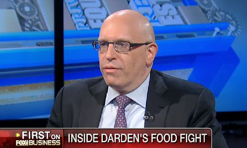 Inside Darden's Food Fight