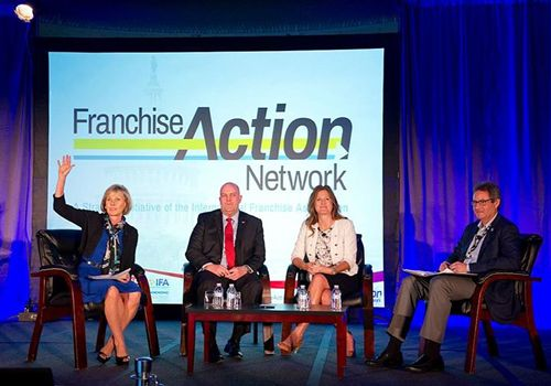 International Franchise Association's Franchise Action Network (FAN) Played Key Role in Veto of California Senate Bill 610