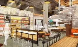 International Italian Restaurant Concept, Spoleto - My Italian Kitchen, Expands into the U.S.