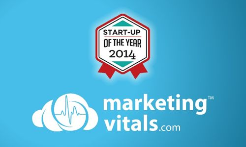MarketingVitals.com Awarded Start-up of the Year for 2014 by Big Awards for Business