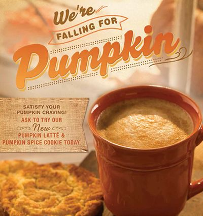 Nestlé Toll House Café by Chip Rolls Out the Pumpkins for Holiday Treats