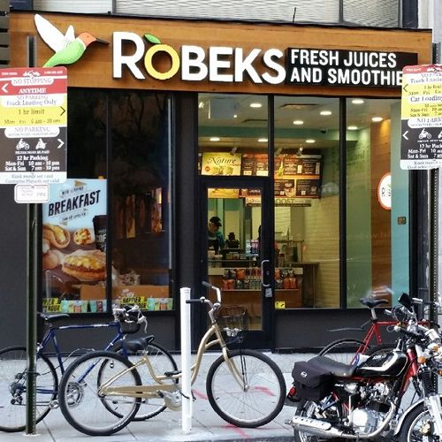 Robeks Fresh Juice and Smoothie Franchise Opens First Philadelphia Store