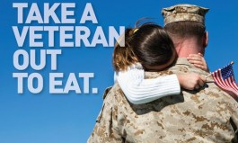 Spaghetti Warehouse to Celebrate Veterans Day with Special One-Day Coupon Offer - Tuesday, November 11th