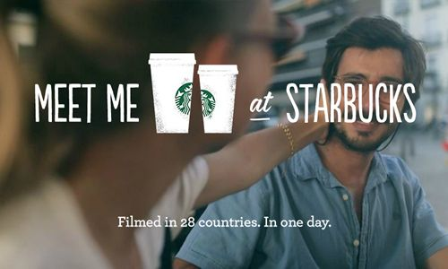 Starbucks Launches First Brand Campaign