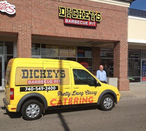 Trick or Treating Gets Tastier in Lewis Center with New Dickey's Barbecue Pit