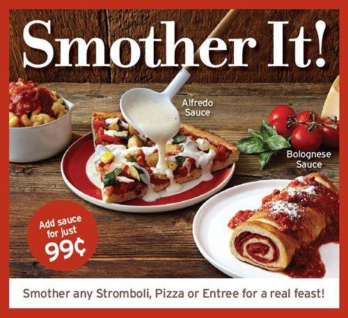 """Villa Italian Kitchen Introduces """"Smother It!"""""""