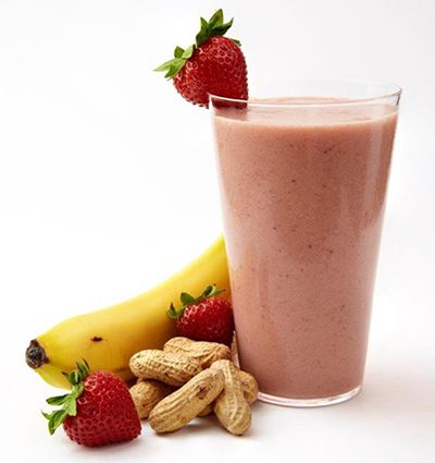 Muscle Builder Max Smoothie Packs a Protein Punch at Bananas