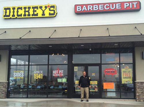 Cooking Passion Leads Man to Open New Dickey's Barbecue Pit in Hometown