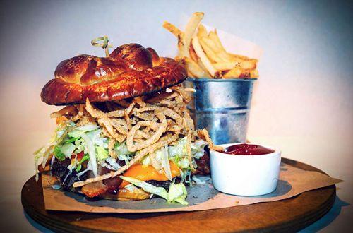 Guy Fieri to Open Johnny Garlic's Restaurant in Bakersfield