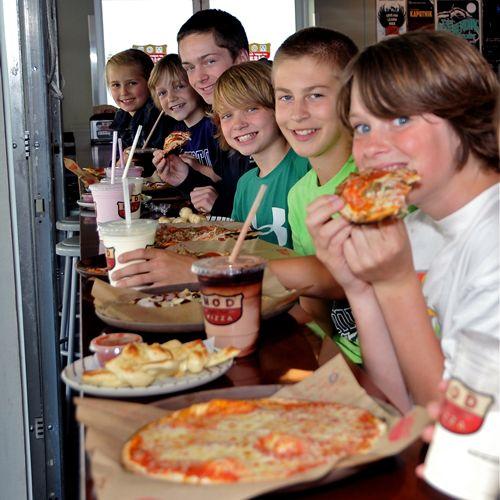 "MOD Pizza Kicks Off ""Spreading MODness"" Today"