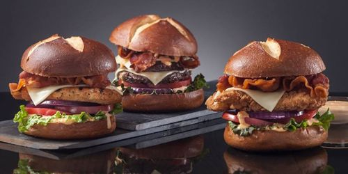 The New Miami Subs Announces: Pretzel Buns Are Back! Limited-Time Offer Now Available