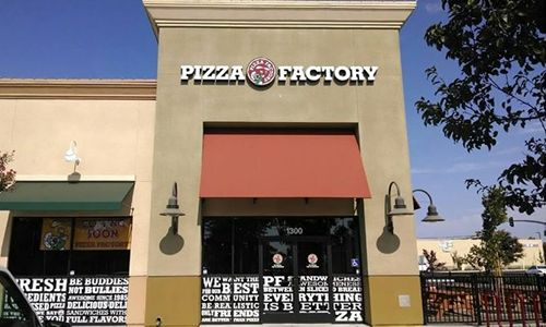 Pizza Factory Announces Free Lunches For Veterans On Veterans Day