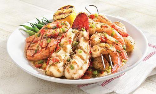 Red Lobster Debuts New Menu