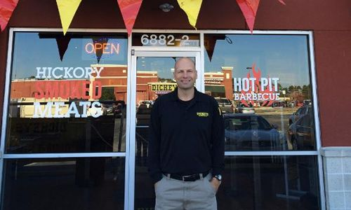 Veteran Expands Barbecue Business with New Dickey's Barbecue Pit in Daphne