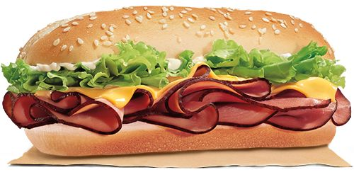 Burger King Restaurants Bring Back the Yumbo Hot Ham & Cheese Sandwich