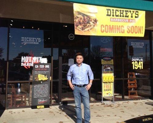 New North Dallas Dickey's Barbecue Pit Celebrates with a Barbecue Bash