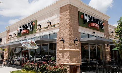 McAlister's Deli Signs Development Agreements with Three New Franchise Groups
