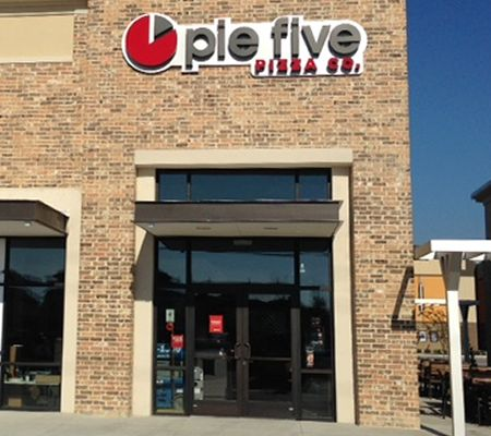 Pie Five Pizza Arrives (Finally!) in Houston
