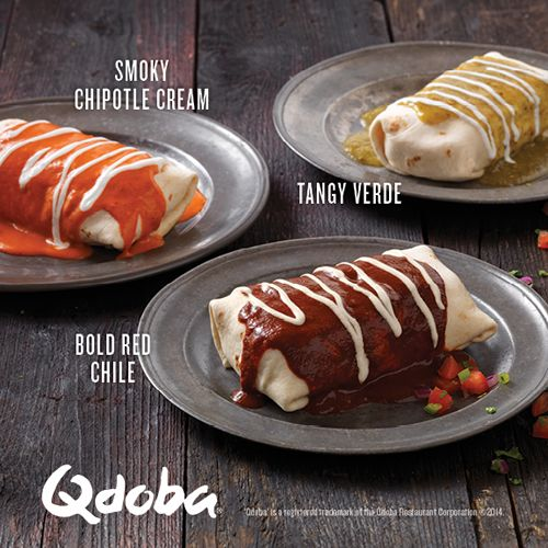 "Qdoba ""Smothers"" Menu with New Line of Smothered Burritos and Sauces"