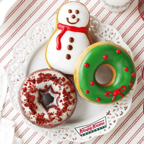 Savor the Season of Joy at Krispy Kreme