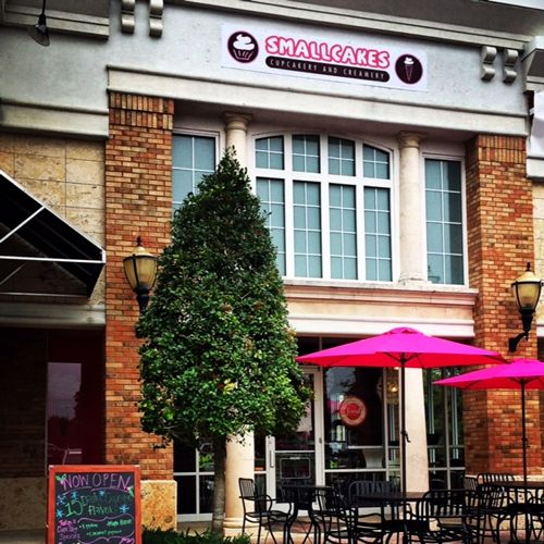 Smallcakes Launches First Co-Brand Location in Jacksonville, FL
