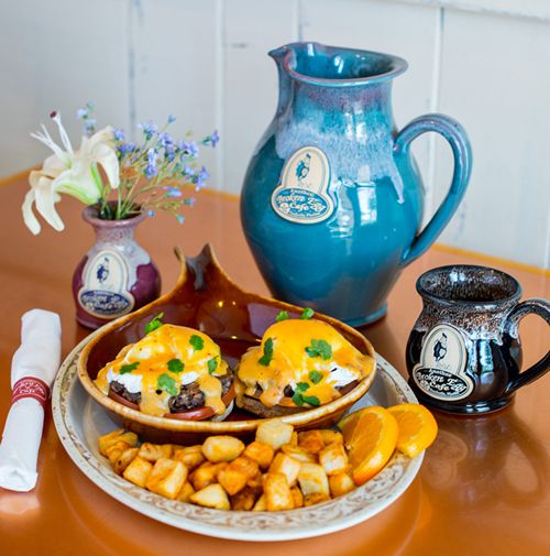 Another Broken Egg Cafe Hatches in Greenville, with Events to Raise Money for Two Nonprofits